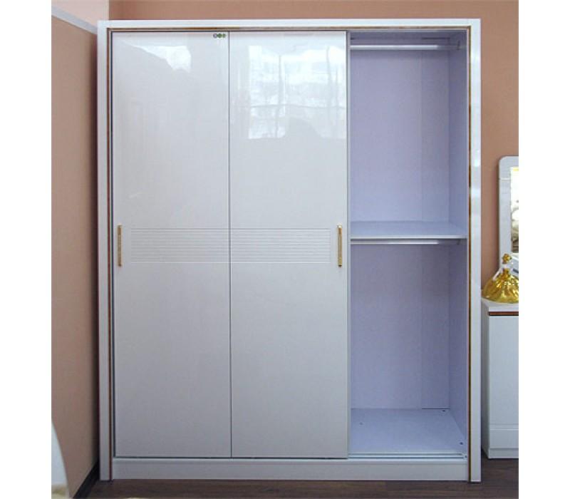 Фото глянец белый шкаф